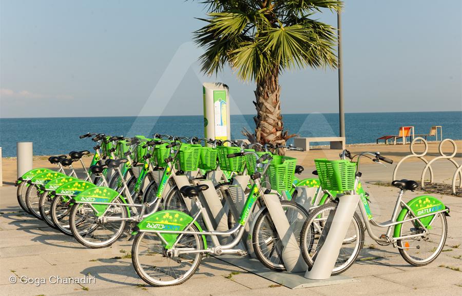 Batumi bike