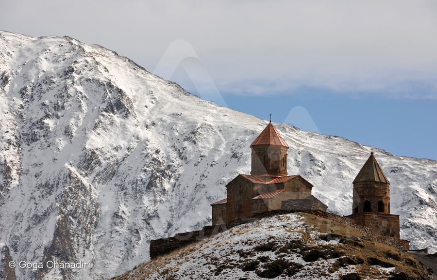 Kazbegi Jeep Tour