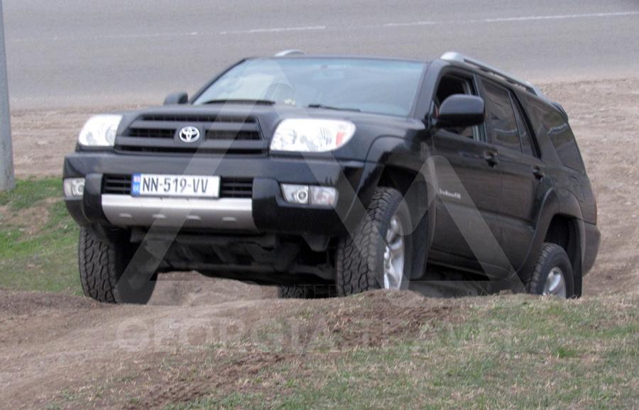 Тойота 4Runner
