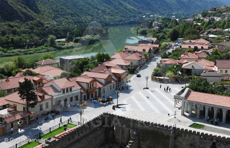 Mtskheta City Tour