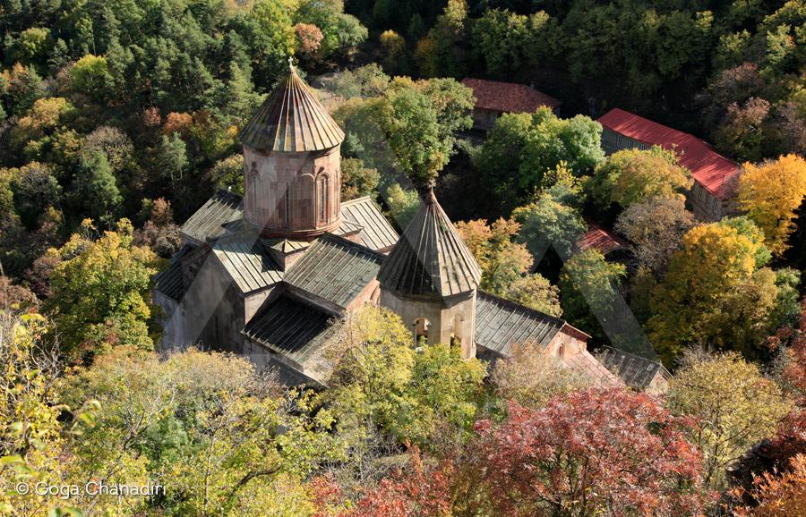 Borjomi Akhaltsikhe Tour Akhaltsikhe Sapara monastery