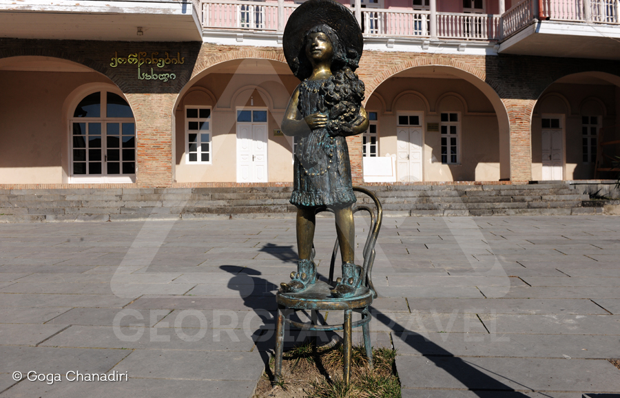 Sighnaghi Bodbe Tour
