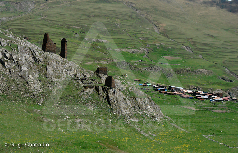 Tusheti Jeep Tour