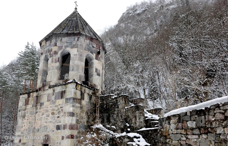 Borjomi Akhaltsikhe Tour Mtsvane monastery