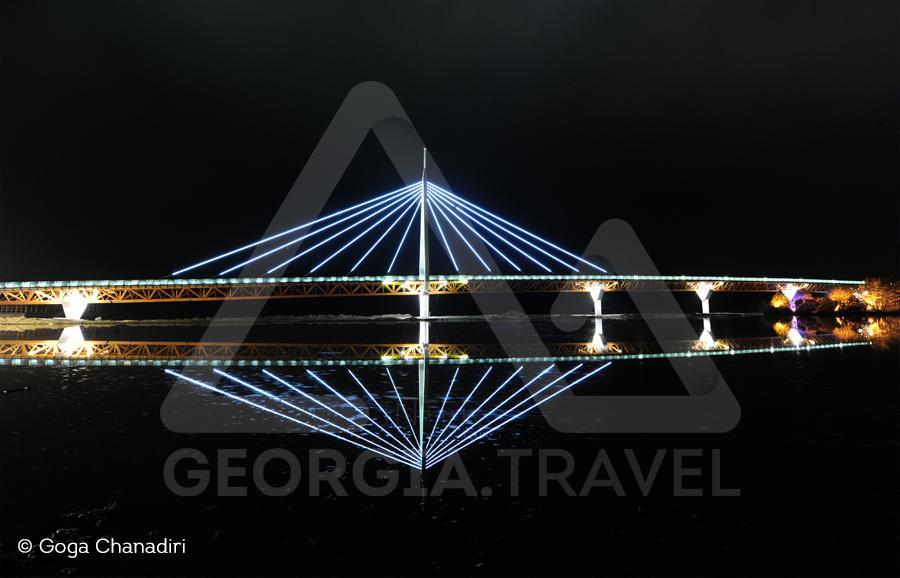 Zugdidi Samegrelo anaklia bridge